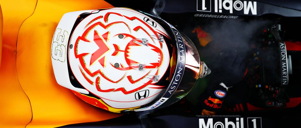 Red Bull Even Takes Helmet Manufacturers Into Consideration When Designing Its Cars