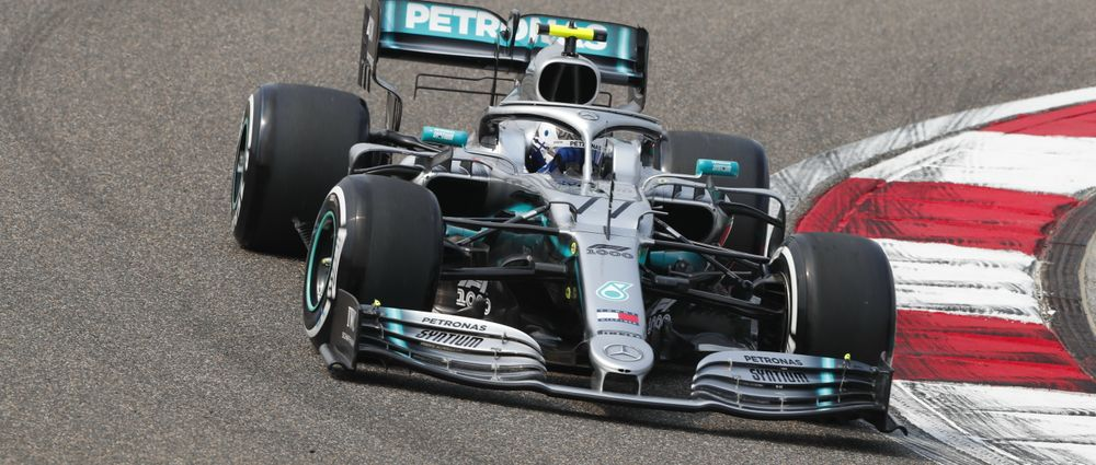 Bottas Edges Hamilton In An Epic Fight For Pole