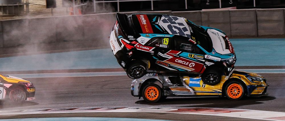 Spectacular Accidents And Stewards Decisions Made For A Dramatic World RX Season Opener