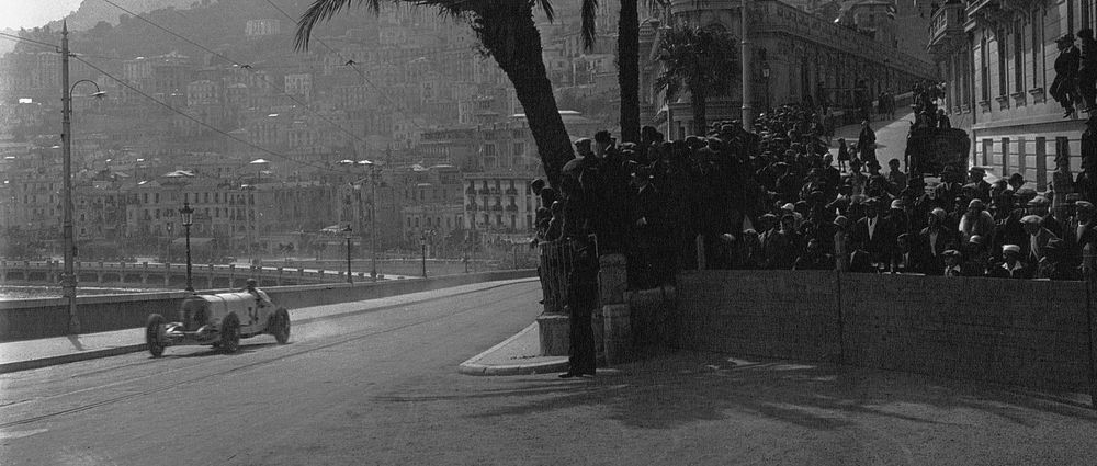 On This Day In F1 - The Monaco Grand Prix Was Held For The First Time