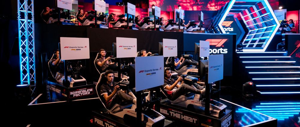 The Third Season Of The F1 Esports Championship Is Starting Soon