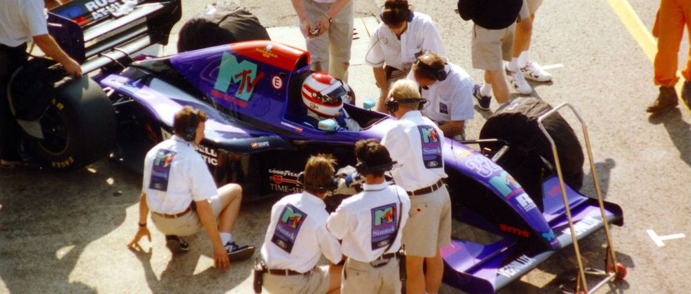 On This Day In F1 - Roland Ratzenberger Died At Imola