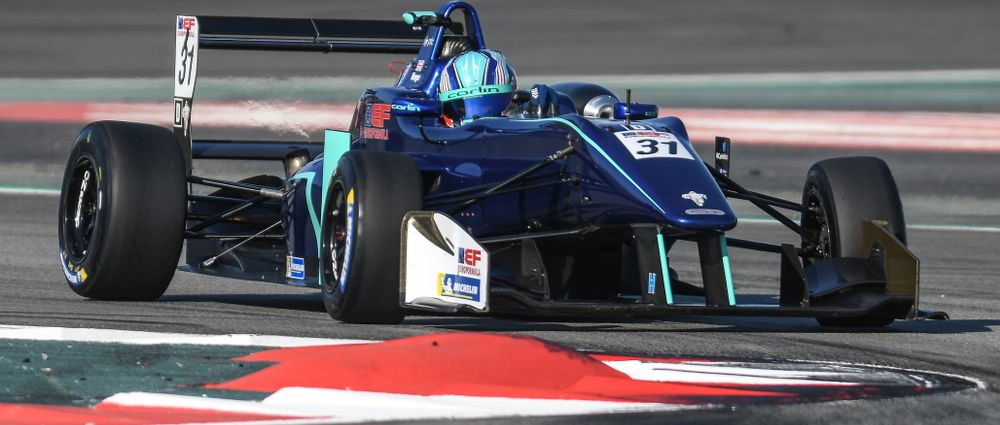Billy Monger Will Join The Euroformula Open Championship For The 2019 Season