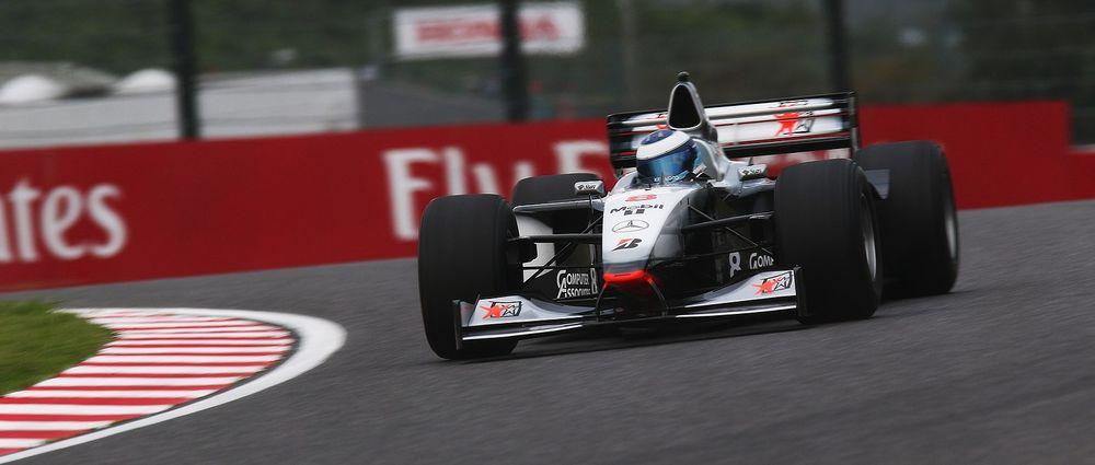 Mika Hakkinen Is Making His Return To Racing At Suzuka