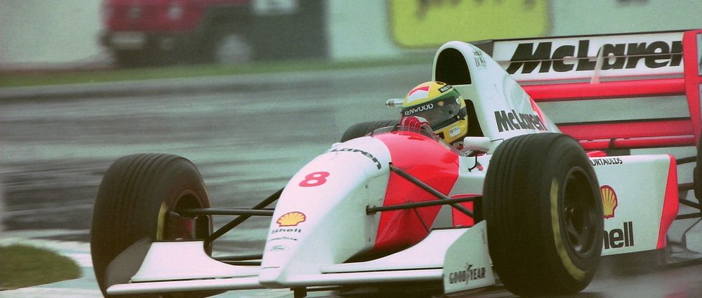 On This Day In F1 - Senna Set The Fastest Lap In The Pit Lane