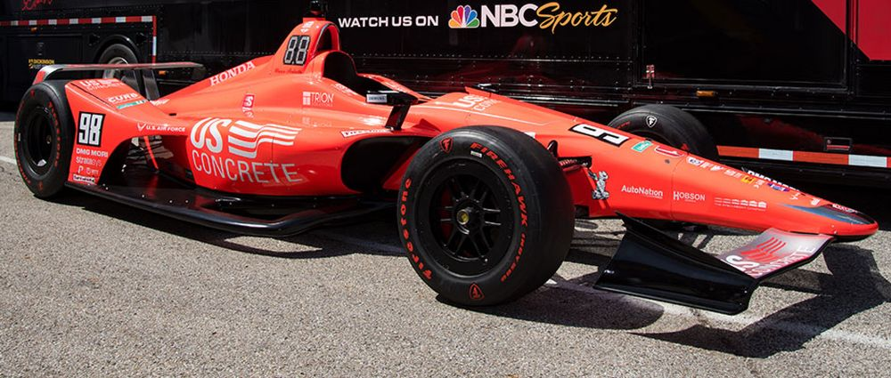 This Throwback Livery Celebrates The 50th Anniversary Of Mario Andretti's Indy 500 Win