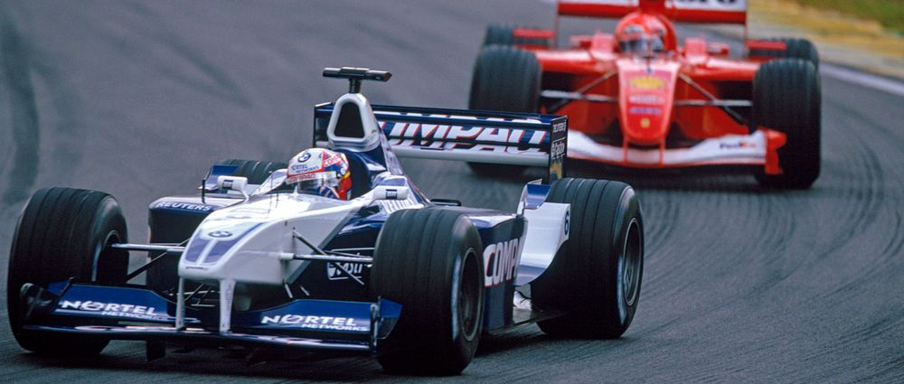 On This Day In F1 - Schumacher Was Shown Up By A Rookie