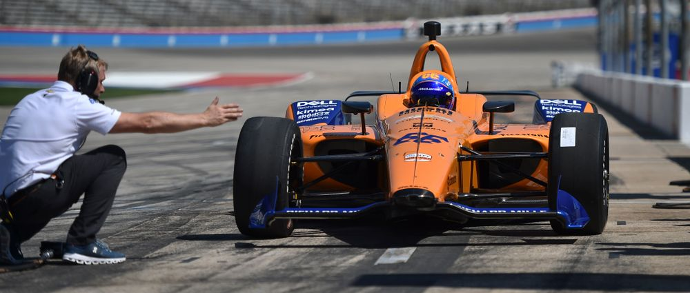 McLaren's Rumoured IndyCar Entry Depends On How Well The F1 Team Is Doing