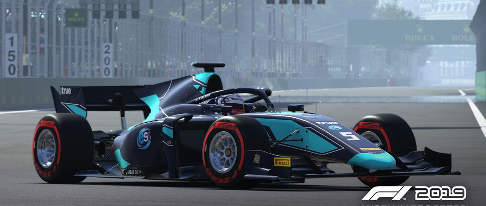 The Full Formula 2 Championship Will Feature In The New F1 Game
