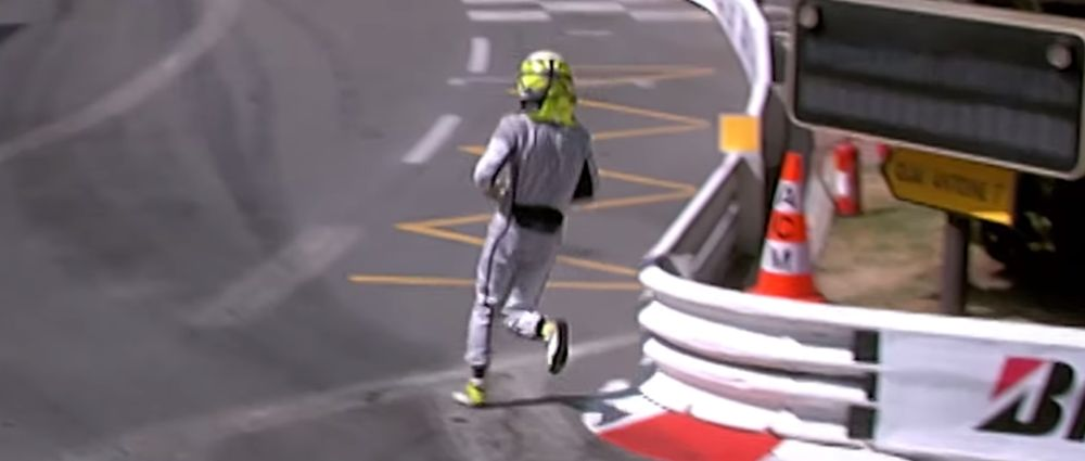 On This Day In F1 - Jenson Button Forgot Where The Podium Was At Monaco