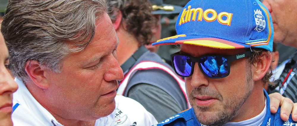 McLaren Has Apologised To Alonso For Its Shortcomings In Indy 500 Qualifying