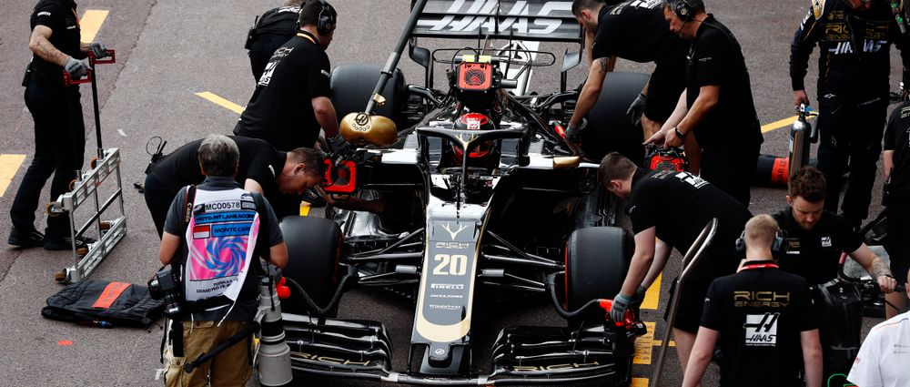 Haas Asked The FIA To Black-Flag Its Drivers During FP1