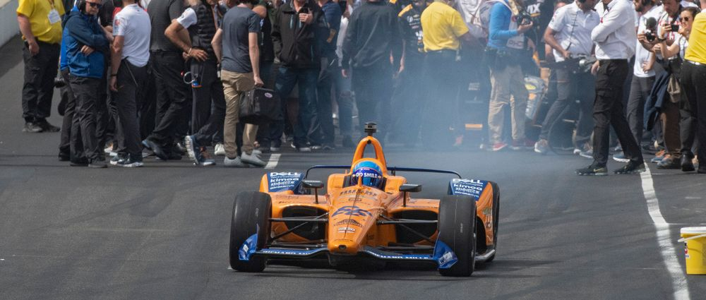 'The Wrong Shade Of Orange' And Other Baffling Errors McLaren Made At The Indy 500