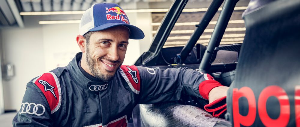 MotoGP Ace Andrea Dovizioso Will Take Part In A DTM Round Next Month