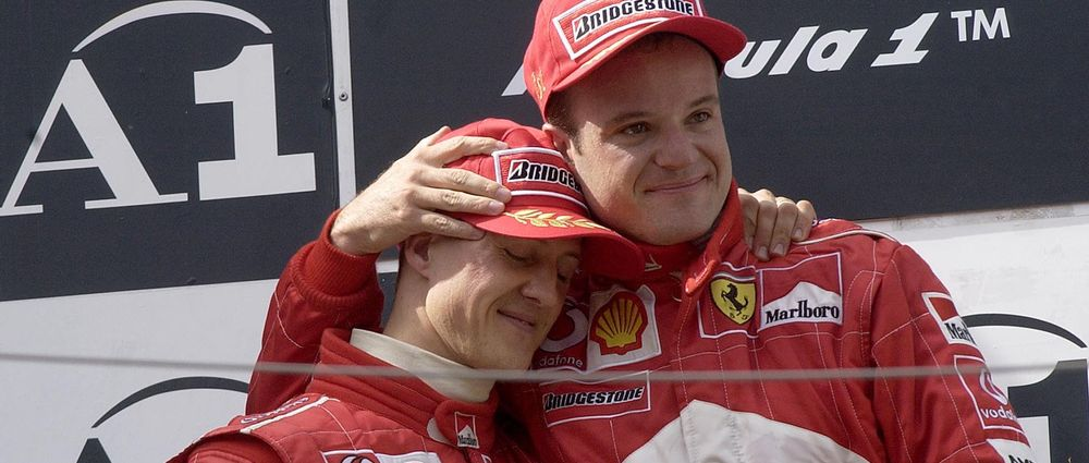 On This Day In F1 - Ferrari Team Orders Reached Their Most Ridiculous Levels