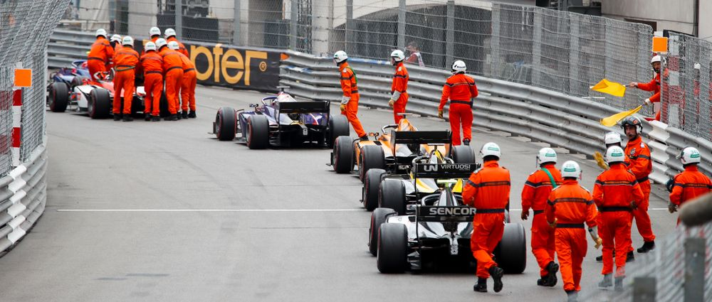 F2 Officials Accidentally Put Half The Field A Lap Down And 'Can't Resolve The Error'