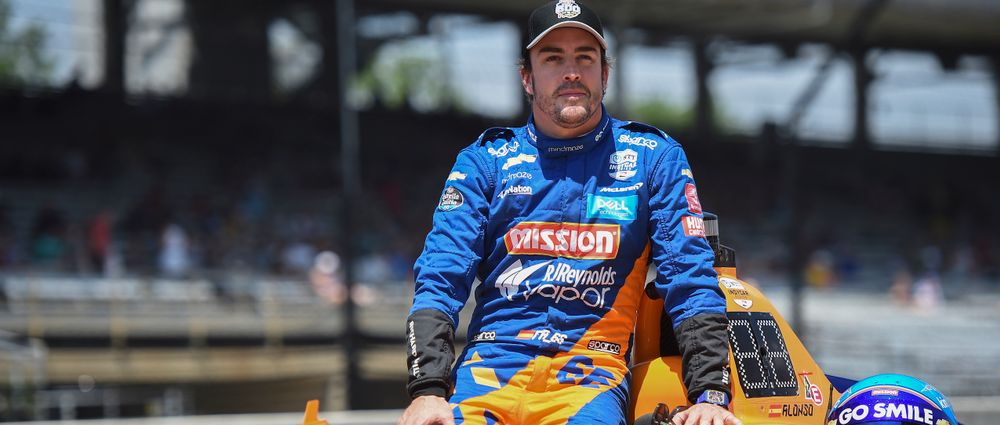 Alonso Is Just One Of Many Legendary Drivers Who Have Failed To Qualify For The Indy 500