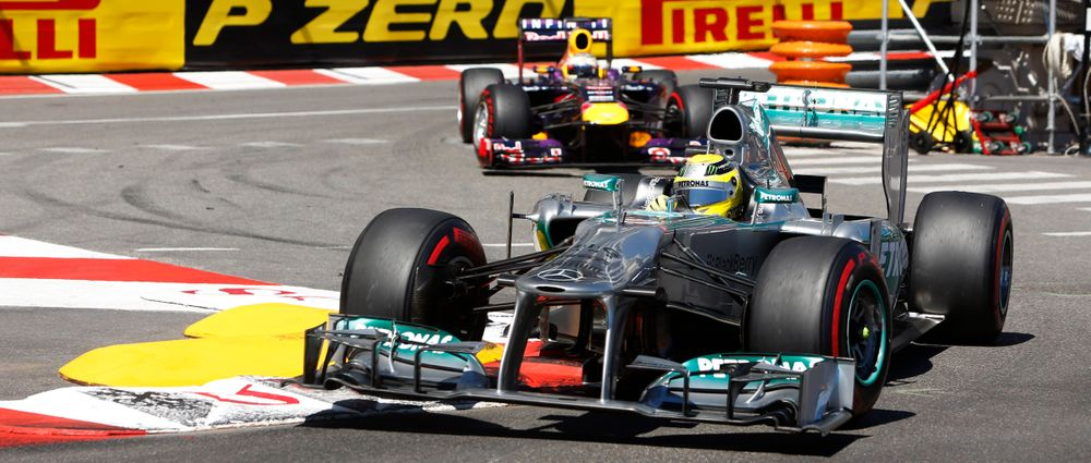On This Day In F1 - Rosberg Took His First Monaco WIn