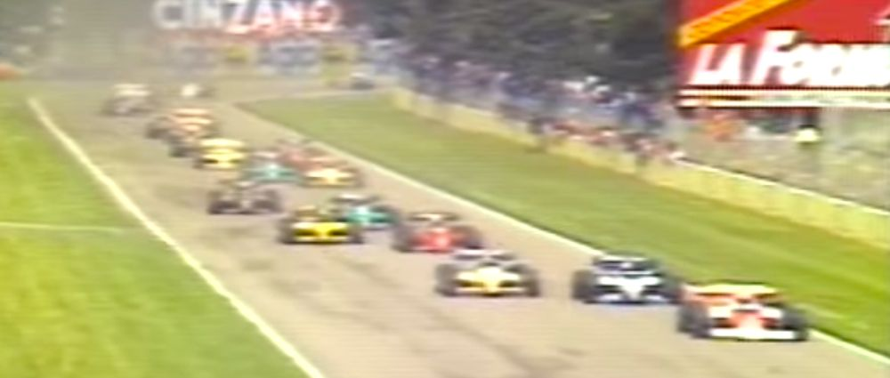 On This Day In F1 - The Only Race Which Senna Failed To Qualify For