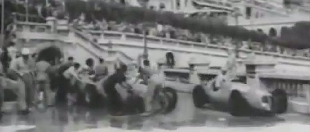 On This Day In F1 - A Wave Eliminated Half The Field At Monaco