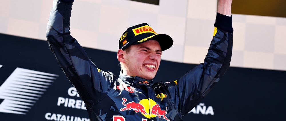 On This Day In F1 - Verstappen Became The Sport's Youngest-Ever Winner