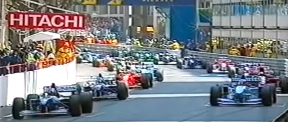 On This Day In F1 - F1 Raced With A Full 26-Car Grid For The Final Time