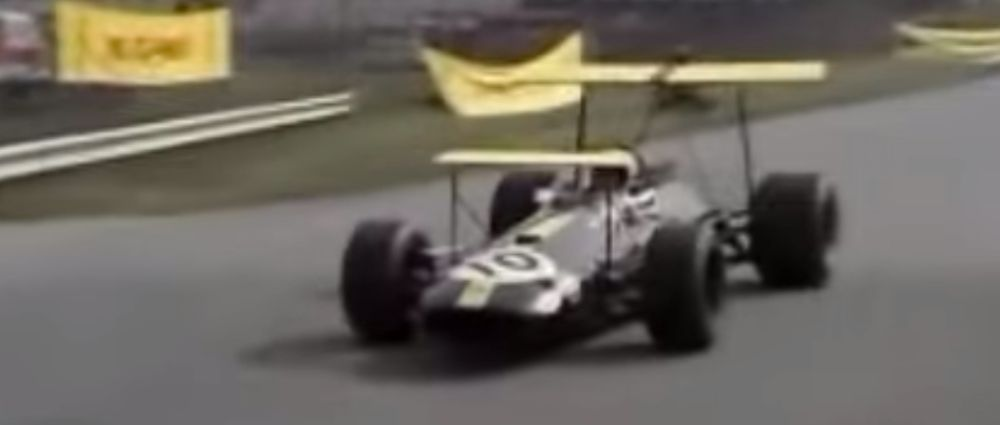 On This Day In F1 - F1's Bizarre High-Winged Cars Raced For The Last Time
