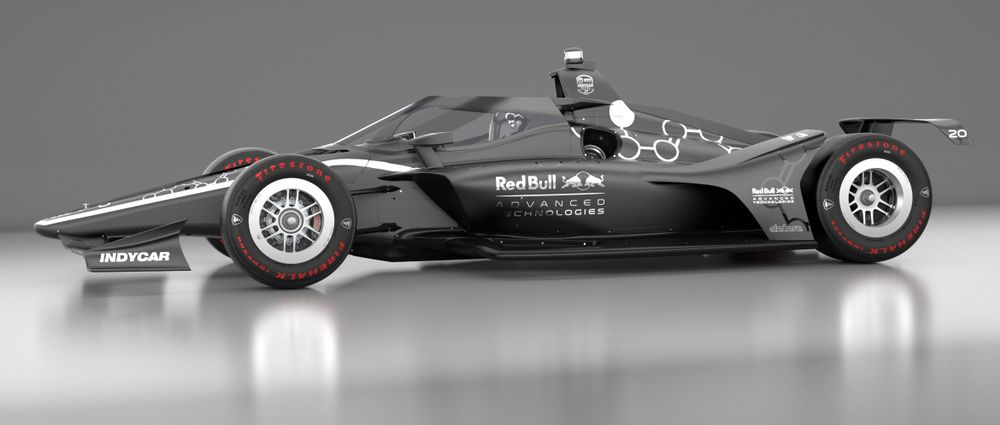 IndyCars Will Be Fitted With Aeroscreens Developed By Red Bull From Next Season