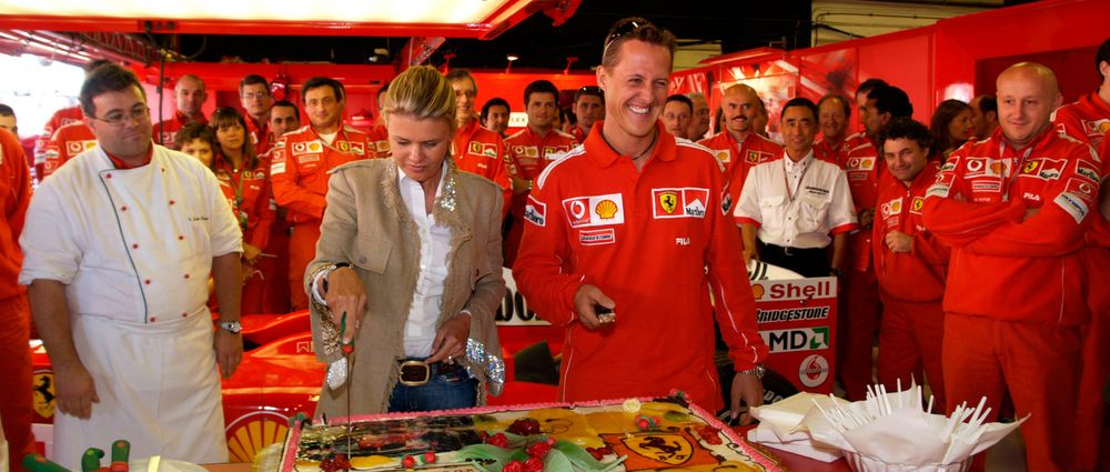 On This Day In F1 - Schumacher Celebrated His 200th GP By Equalling A Record