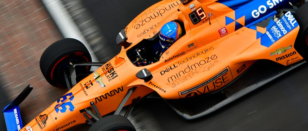 McLaren Won't Buy Another Driver's Seat To Get Alonso Into The Indy 500
