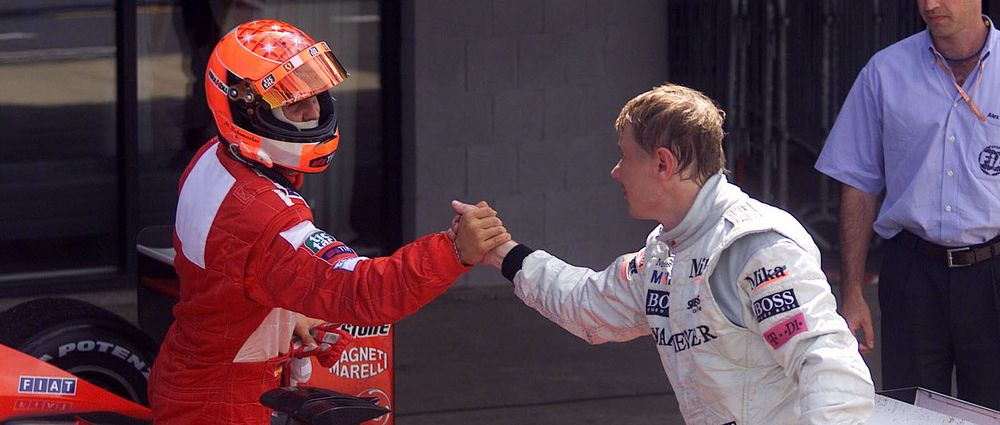 """Hakkinen Says There Was """"More Freedom To Race"""" In His Era"""