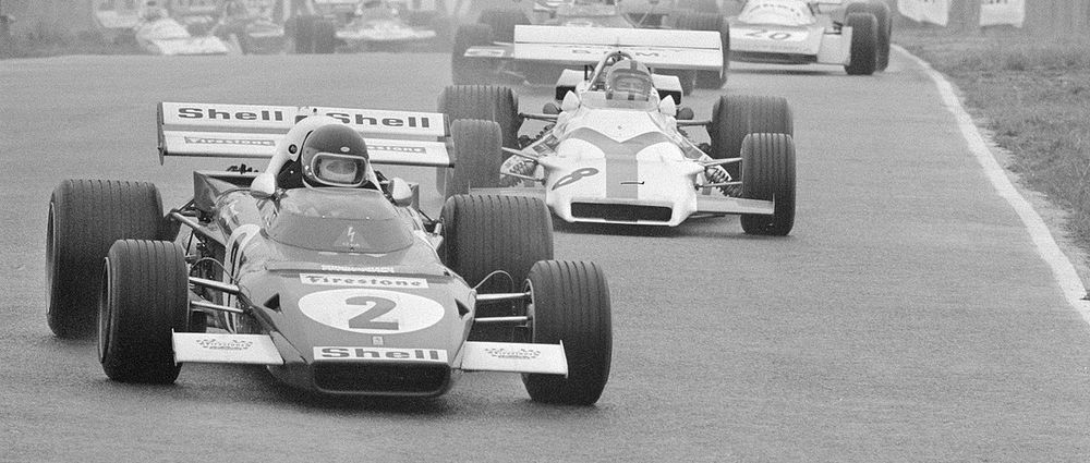 On This Day In F1 - Ickx And Rodriguez Lapped The Field In The Rain