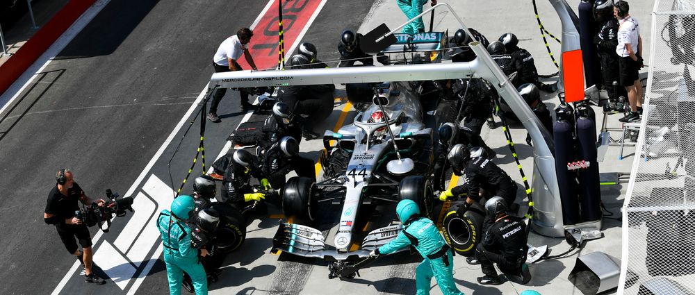 Why F1 Should Scrap The Mandatory Pit Stop Rule