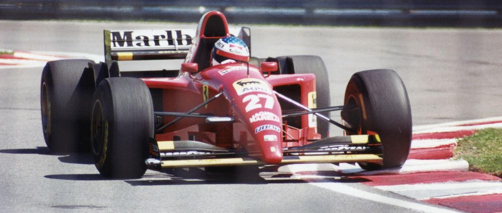 On This Day In F1 - Alesi Won His Only Grand Prix