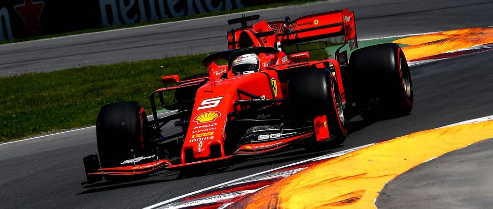 Vettel Snatches A Last Gasp Pole From Hamilton As Verstappen Misses Q3