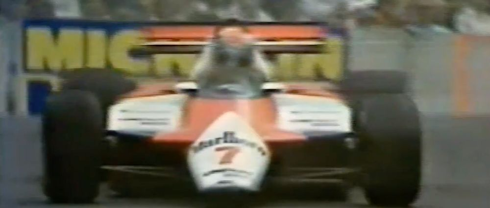 On This Day In F1 - John Watson Won From 17th On The Grid