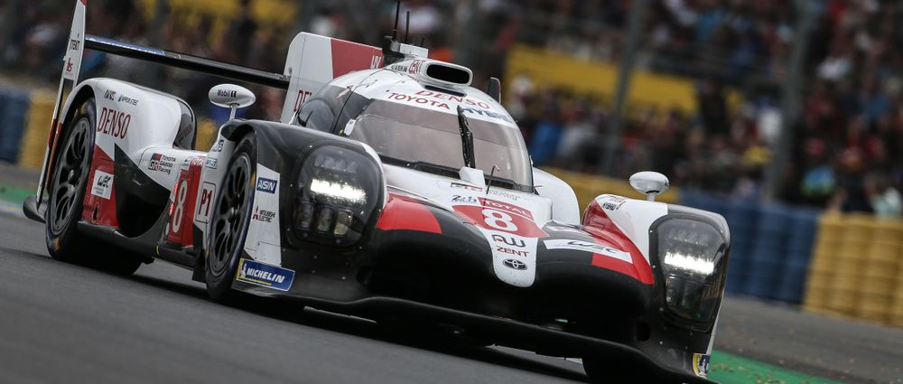 Nakajima, Alonso And Buemi Just Won The WEC Title And Le Mans