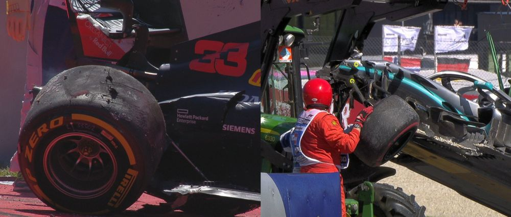 Top Drivers Kept On Making Mistakes During FP2 In Austria