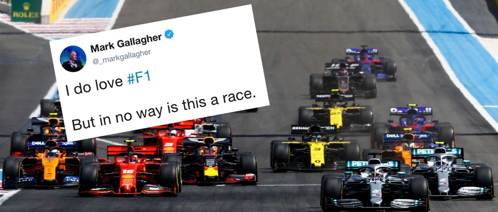 People Are Becoming Genuinely Concerned About The Current State Of F1
