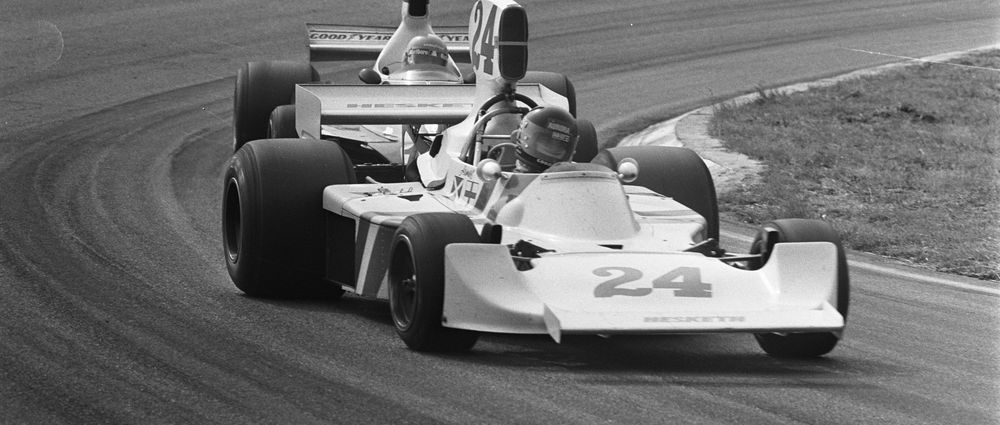 On This Day In F1 - Hunt Won Hesketh's Only Grand Prix