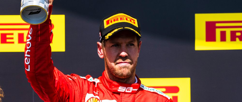 Ferrari Intends To File An Appeal Against Vettel's Penalty