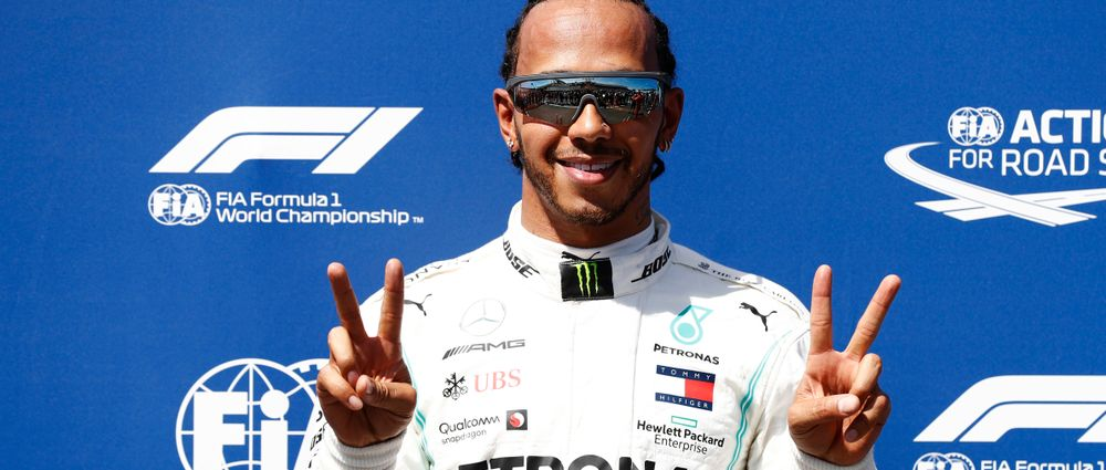 "Hamilton Says The Way F1 Is Governed Is ""Really Not Good"""
