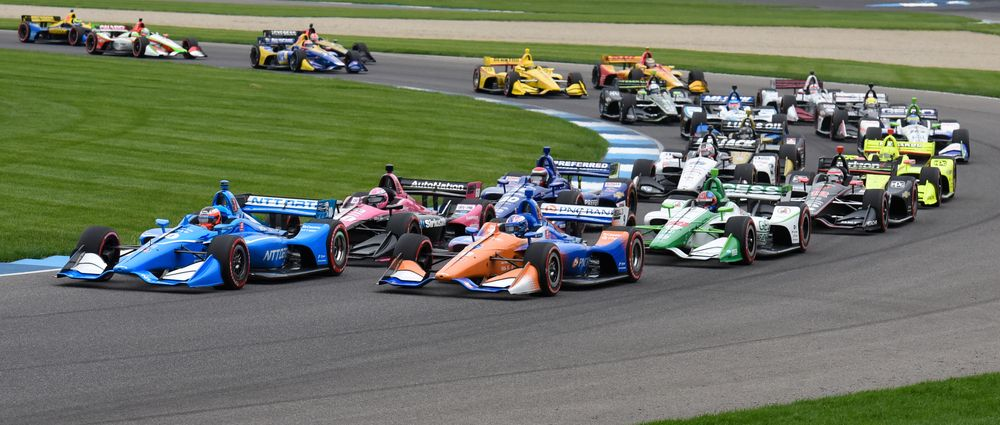 McLaren Expects To Do More Races In IndyCar Next Year