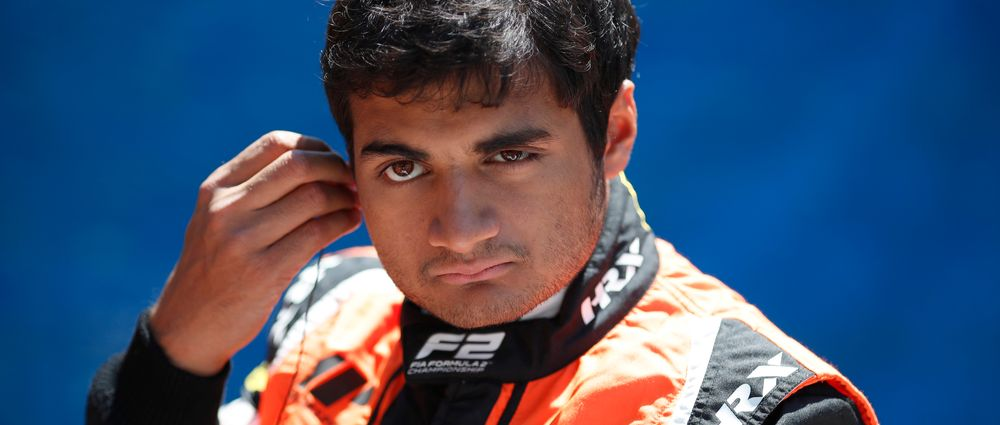 F2 Driver Raghunathan Has Been Banned From The Next Round In Austria