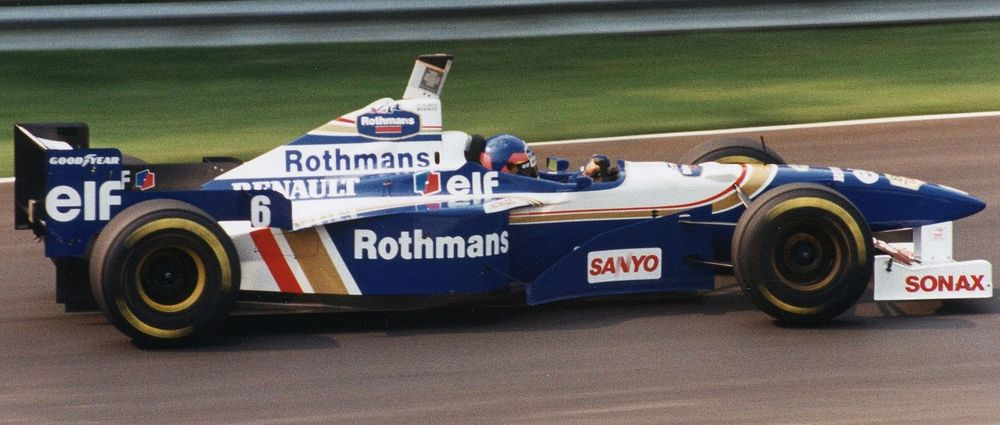 On This Day In F1 - Villeneuve Finished Second In His Home Race