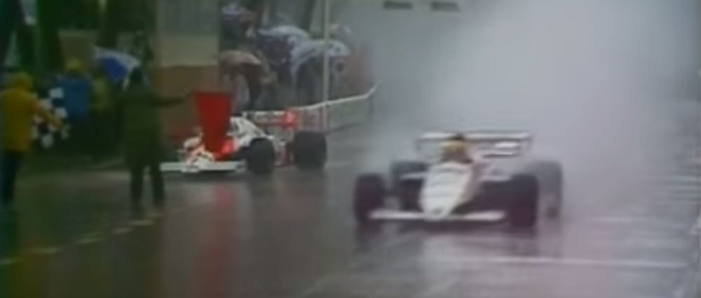 On This Day In F1 - The Monaco Grand Prix Was Controversially Red-Flagged