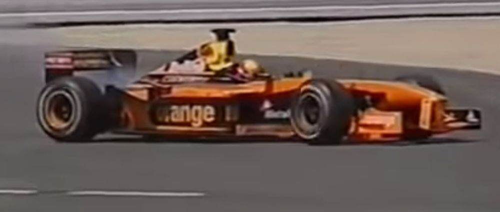 On This Day In F1 - Arrows Raced In F1 For The Last Time