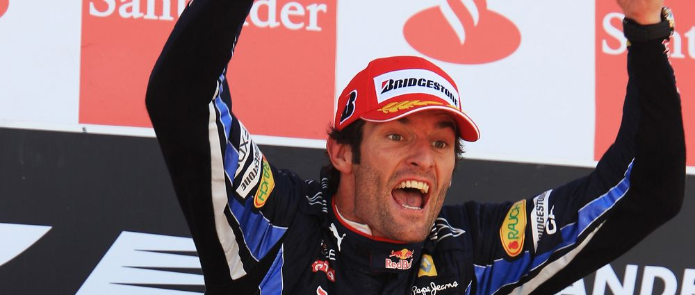 On This Day In F1 - Webber Didn't Do Bad For A Number Two Driver