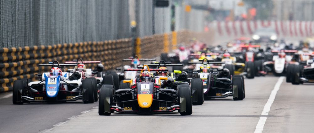 The Macau GP Will Have A New Look This Year Thanks To Track Changes And New Cars