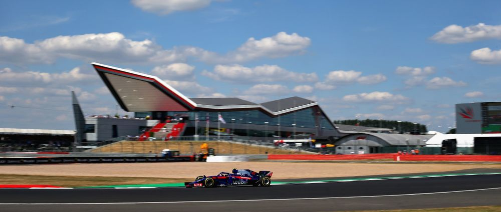 The British GP Is Saved As F1 Does A Deal With Silverstone